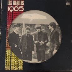 Discos de vinilo: THE BEATLES 1965, ODEON FRANCIA. EXCELENTE ESTADO DE CONSERVACIÓN VG++ EXCELENTE VINILO.. Lote 211504867
