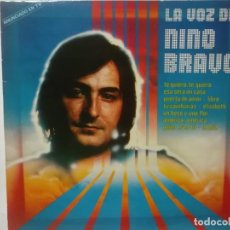 Discos de vinilo: LA VOZ DE NINO BRAVO. Lote 211506802