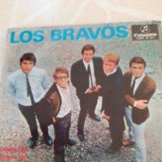 Discos de vinilo: LOS BRAVOS. SYMPATHY. EP. Lote 211507910