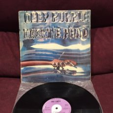 Discos de vinilo: DEEP PURPLE - MACHINE HEAD, LP GATEFOLD. Lote 211508451
