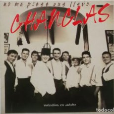 Discos de vinilo: NO ME PISES QUE LLEVO CHANCLAS-MELODIAS EN ADOBO-CONTIENE ENCARTE. Lote 211508540
