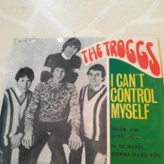 Discos de vinilo: THE TROGGS. I CAN'T CONTROL MYSELF. EP.. Lote 211509064