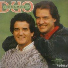 Discos de vinilo: DUO DINAMICO-INCLUYE 5 NUEVAS CANCIONES Y 3 MEDLEYS CON SUS GRANDES EXITOS. Lote 211509150