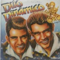 Discos de vinilo: DUO DINAMICO-20 EXITOS DE ORO-VERSIONES ORIGINALES-CONTIENE ENCARTE. Lote 211509579