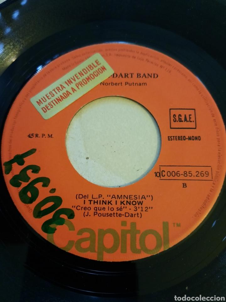 Discos de vinilo: Pousette Dart Band. May you dance. Promocional. - Foto 2 - 211510732