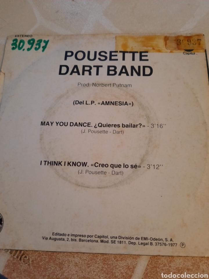 Discos de vinilo: Pousette Dart Band. May you dance. Promocional. - Foto 3 - 211510732