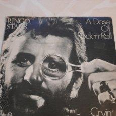 Discos de vinilo: RINGO STAR. A DOSE OF ROCK'N'ROLL.. Lote 211511102
