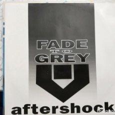 """Discos de vinilo: AFTERSHOCK - FADE TO GREY (12"""") 1990. JUMPIN' & PUMPIN' CAT. Nº: 12 TOT 5, COMO NUEVO. Lote 211511164"""