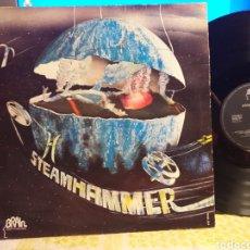 Discos de vinilo: STEAMHAMMER SPEECH ALEMANIA REED. DE LOS 80'S MAGNIFICO PROG. Lote 211511352