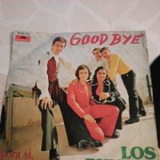 Discos de vinilo: LOS PUNTOS . GOOD BYE.. Lote 211511572