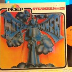 Discos de vinilo: STEAMHAMMER ALEMANIA 1976. Lote 211511755