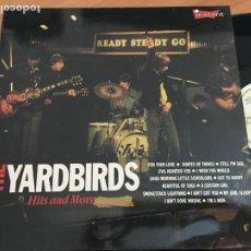 Discos de vinilo: THE YARDBYRDS (HITS AND MORE) LP 1989 ESPAÑA (B-12). Lote 211514475