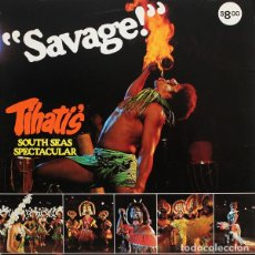 Discos de vinilo: LP TIHATI'S SOUTH SEAS SPECTACULAR - DON OVER RECORDS 1001 - HAWAII - US PRESS (EX/EX) Ç. Lote 211519482