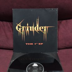 Dischi in vinile: GRINDER - THE FIRST EP - EP. Lote 211520907
