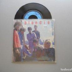 Discos de vinilo: BLONDIE – UNION CITY BLUE SINGLE VG++/VG++. Lote 211524185