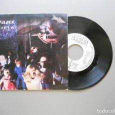 Discos de vinilo: YAZOO – DON'T GO = NO VAYAS - SINGLE 1992 PROMO VG++/VG++. Lote 211524410