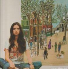 Discos de vinilo: LP GIGLIOLA CINQUETTI BONJOUR PARIS LABEL CBS65978 MADE IN FRANCE BRASSENS BREL. Lote 211525849