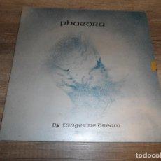 Discos de vinilo: TANGERINE DREAM - PHAEDRA (SPAIN 1974). Lote 211528810