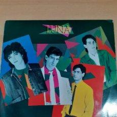 Discos de vinilo: DISCO VINILO LUNA - LP SIN TITULO - MOVIDA MADRILEÑA - BUEN ESTADO GENERAL -VER FOTOS. Lote 211529244