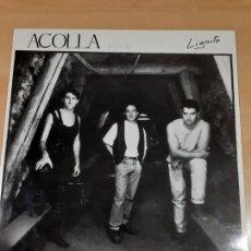 Discos de vinilo: DISCO VINILO ACOLLA - LP LIGNITO - BUEN ESTADO GENERAL -VER FOTOS. Lote 211529316