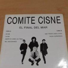 Discos de vinilo: DISCO VINILO COMITE CISNE - LP EL FINAL DEL MAR - BUEN ESTADO GENERAL -VER FOTOS. Lote 211529587