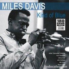 Discos de vinilo: MILES DAVIS - KIND OF BLUE - (VINILO NUEVO). Lote 211538834