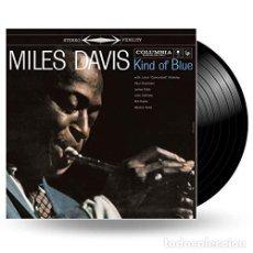 Discos de vinilo: MILES DAVIS - KIND OF BLUE (12) - (VINILO NUEVO). Lote 211539432