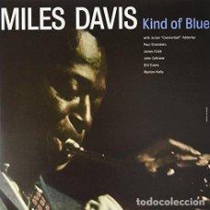 Discos de vinilo: MILES DAVIS - KIND OF BLUE - (VINILO NUEVO). Lote 211547257