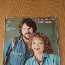 Discos de vinilo: DISCO VINILO SINGLE PIMPINELA. Lote 211553157