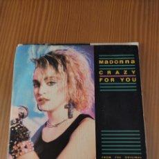 Discos de vinilo: DISCO VINILO SINGLE MADONNA. Lote 211555135