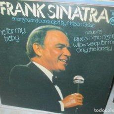 Discos de vinilo: LP - FRANK SINATRA - ONE FOR MY BABY 1975 - MFP. Lote 211559447