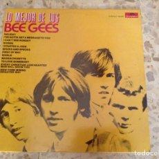 Discos de vinilo: LO MEJOR DE LOS BEE GEES - VINILO LP 1969 EDICIÓN 1988. Lote 211561469