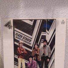 Discos de vinilo: FLASH STRATO–MADRID EN TECNICOLOR . MAXI 1983. VINILO BUEN ESTADO. Lote 211561772