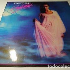 Discos de vinilo: LP - SHAKATAK ?– INVITATIONS - 424 634-1 (VG+ / VG+ ) SPAIN 1990. Lote 211562316