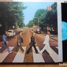 Discos de vinilo: THE BEATLES. ABBEY ROAD, EMI ODEON 1969. LP 064 10 4243 1. COMO NUEVO. Lote 211563157