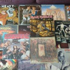 Discos de vinilo: GRAN LOTE DE HEAVY .. Lote 211563356