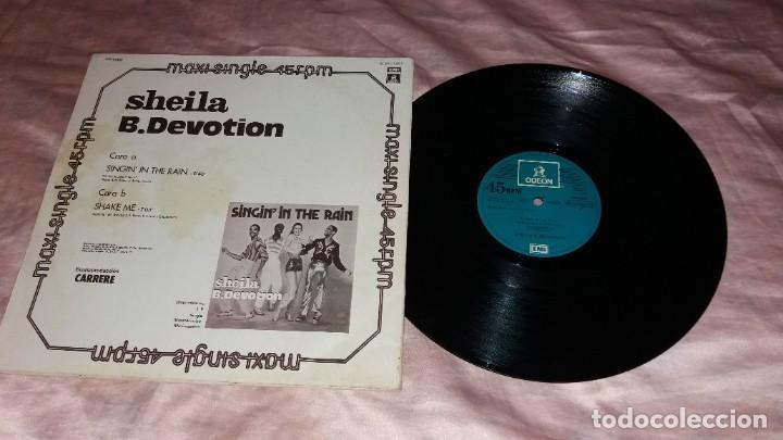 Discos de vinilo: sheila - maxi single spain - ver fotos - Foto 2 - 211563809