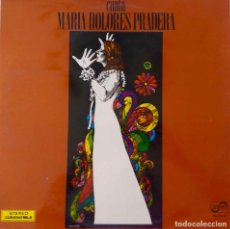 Discos de vinilo: MARIA DOLORES PRADERA. CANTA. LP ORIGINAL ESPAÑA 1970. Lote 211570272