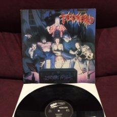 Discos de vinilo: TANKARD - ZOMBIE ATTACK LP. Lote 211570750