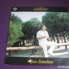 Discos de vinilo: NINO SÁNCHEZ – CELTIBERIA LP RECORD 83 1984 - VINILO SIN USO - NUEVO FOLK CANTAUTOR 70'S 80'S. Lote 211571985