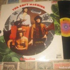 Discos de vinilo: THE SOFT MACHINE - COLLECTION (ABC RECORDS-1976) OG ESPAÑA LEA DESCRIPCION IBIZA HIERBA CULT. Lote 211574084
