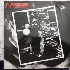 "Discos de vinilo: PLAYGROUND (2) - SURE (12"", BLU) 1991.SELLO:DIRTER PROMOTIONS CAT. Nº: 12DPROMS3. COMO NUEVO. Lote 211574174"