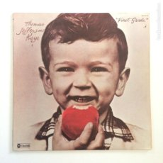 Discos de vinilo: THOMAS JEFFERSON KAYE ‎– FIRST GRADE USA 1974 ABC/DUNHILL RECORDS. Lote 211579725