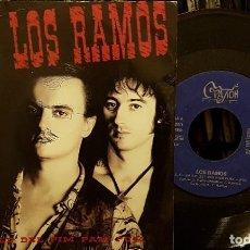 Discos de vinilo: LOS RAMOS - EL BAILE DEL PIM PAM PUM. Lote 211583972