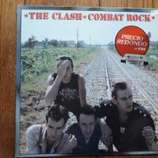 Discos de vinilo: THE CLASH - COMBAT ROCK. Lote 211586024