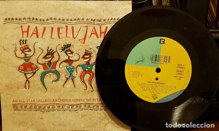 HALLELUJAH! - EVERY VALLEY SHALL BE EXALTED (Música - Discos - Singles Vinilo - Disco y Dance)
