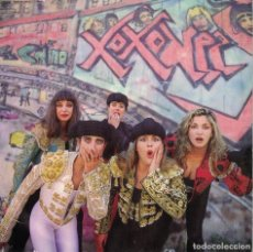 Disques de vinyle: XOXONEES - MOLAN (SINGLE PROMOCIONAL ESPAÑOL, EPIC 1989). Lote 211592839