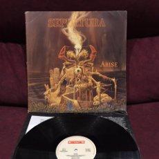 Discos de vinilo: SEPULTURA - ARISE LP, OPORTUNIDAD!!. Lote 211593039
