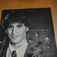 Discos de vinilo: DISCO VINILO LP SERGIO DALMA. Lote 211600097