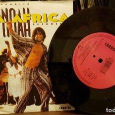 Discos de vinilo: SAGA AFRICA - YANNICK NOAH. Lote 211602341